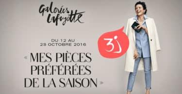 Galeries Lafayette : 10% de cashback ! 71