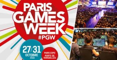 Les meilleurs bons plans Gaming pour la Paris Games Week 34