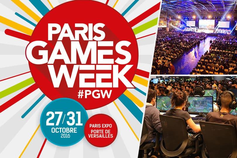 Les meilleurs bons plans Gaming pour la Paris Games Week 1