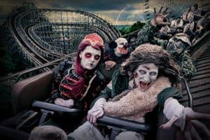 Parcs d'attraction : soirées d'Halloween en promo
