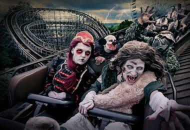 Parcs d'attractions : soirées d'Halloween en promo 2