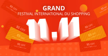 Nos meilleures promos pour le Festival International du shopping ! 14