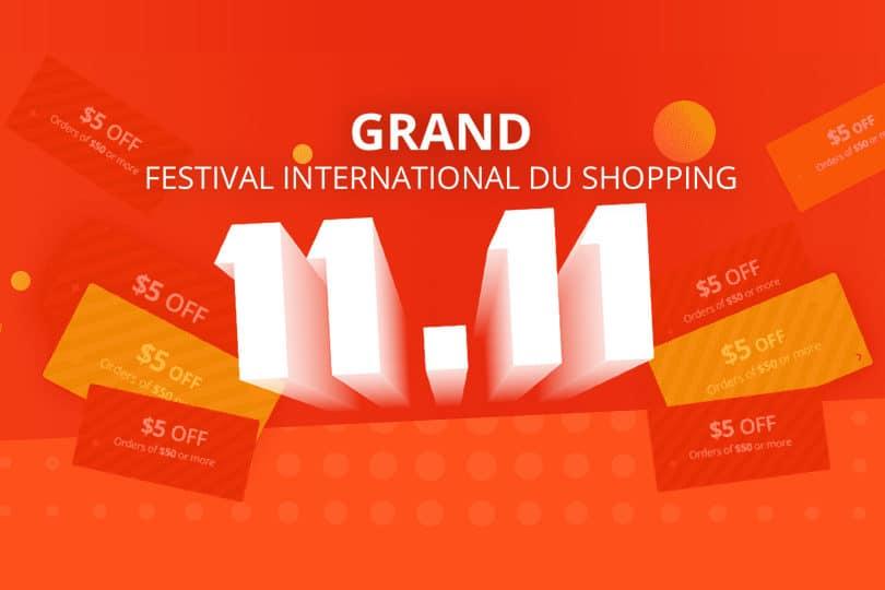 Nos meilleures promos pour le Festival International du shopping ! 1