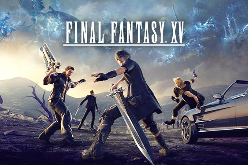 Où acheter Final Fantasy XV au meilleur prix? 1