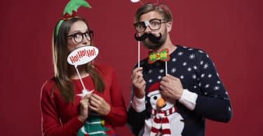 Top 10 des pulls de Noël les plus moches à partir de 7€ 36