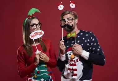 Top 10 des pulls de Noël les plus moches à partir de 7€ 6