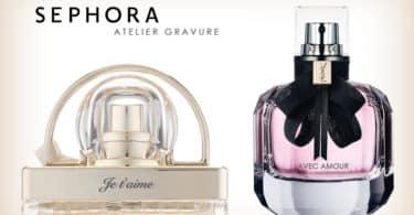 Economisez sur la gravure de votre parfum Sephora 61