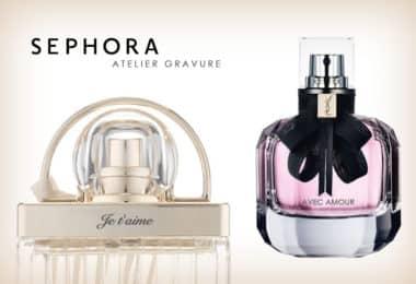 Economisez sur la gravure de votre parfum Sephora 37