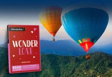 wonderbox pas cher saint valentin