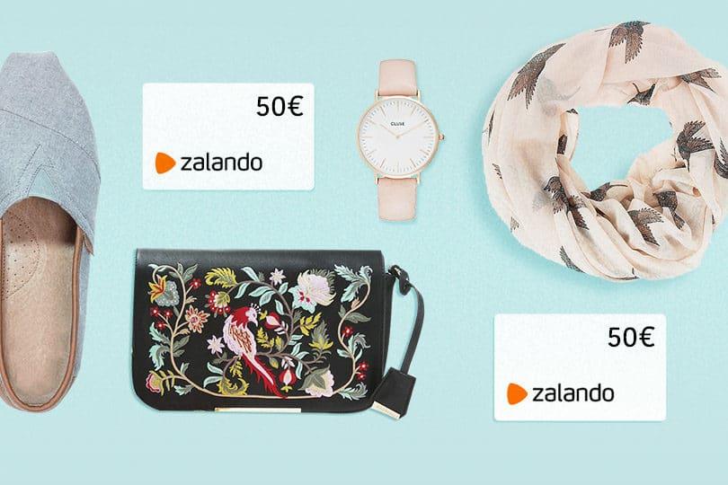 22d5b9ee0a 5000€ en jeu, à dépenser chez Zalando !