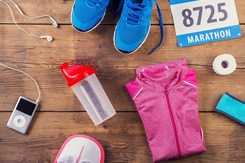 Vos indispensables pour le Marathon de Paris 1