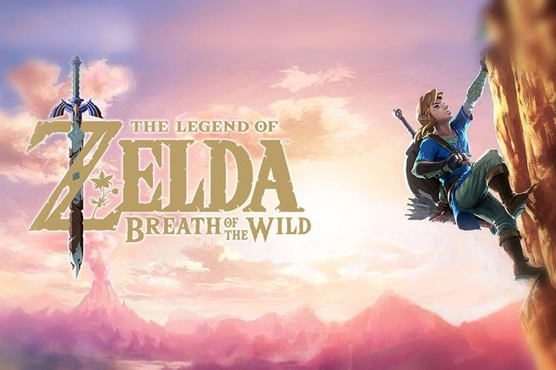 Réductions sur le jeu The Legend of Zelda : Breath of the Wild ! 1