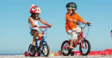 Les meilleurs casques de vélo pour enfant 2
