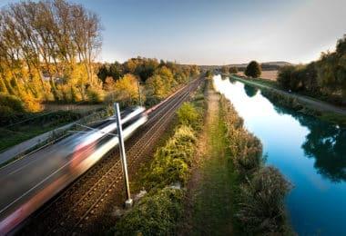 Trains prix bas vers l'Europe