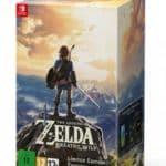 Réductions sur le jeu The Legend of Zelda : Breath of the Wild ! 4