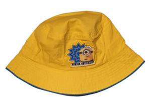 chapeau de plage Minion