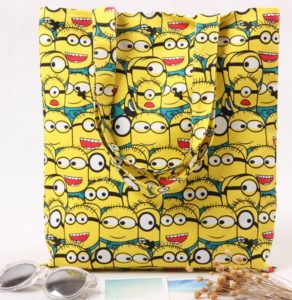 Tote bag Minion