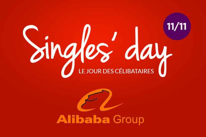 Singles day et alibaba
