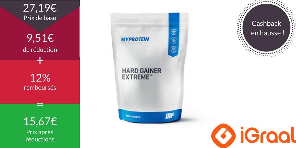 MyProtein : 3 offres + 6 coups de cœur 3