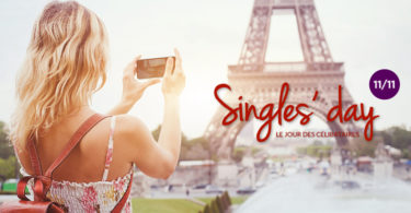 Le Singles Day en France