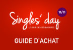 Guide d'achat du Singles'Day