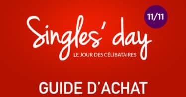Guide d'achat du Singles'Day