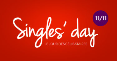 Singles day à ne pas rater
