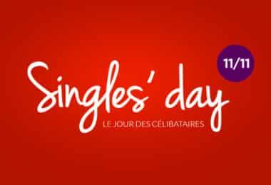 Singles day à ne pas rater