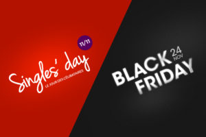 Singles'Day VS Black Friday : le match impossible ?