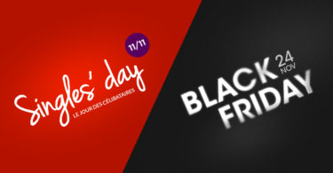 Singles'day et Black Friday