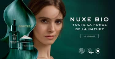 Nuxe, la nouvelle gamme bio 5