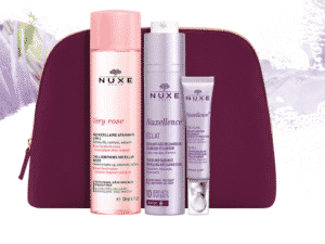 Nuxe, la nouvelle gamme bio 7