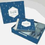 livre bébé cadeau de Noël