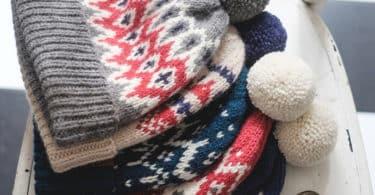 Les meilleurs bonnets de l'hiver à partir de 15€ 15