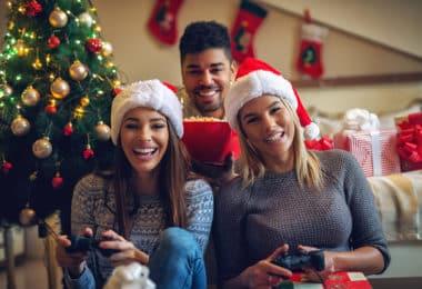 Jeu vidéo Noël