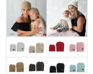 Les meilleurs bonnets de l'hiver à partir de 15€ 6