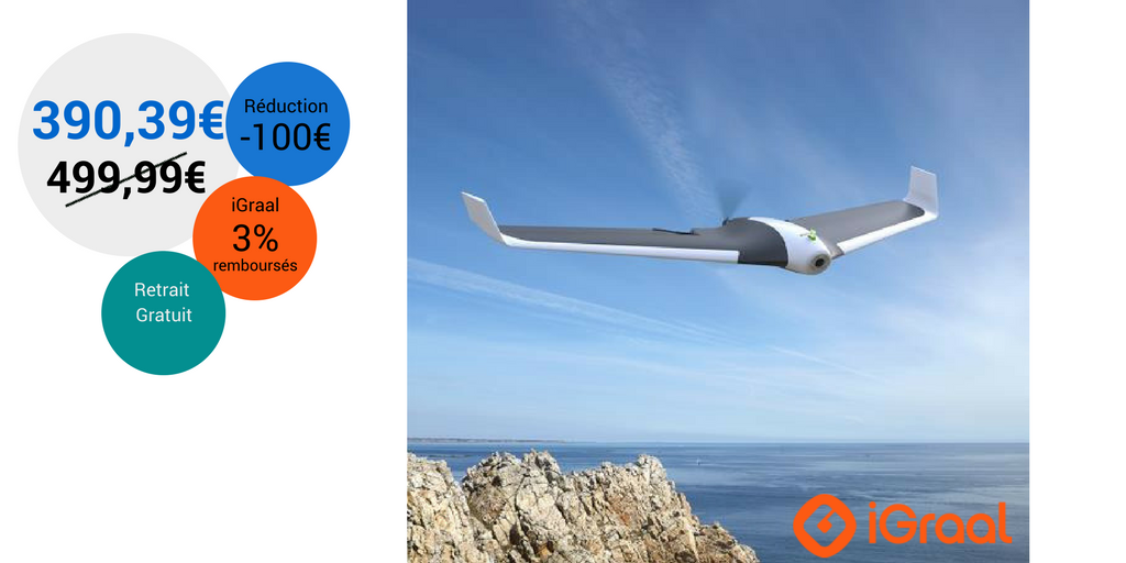 Soldes Drones : jusqu'à -50% ! 3