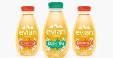 Du cashback chez Kusmi Tea avec Evian Chez Vous ! 170