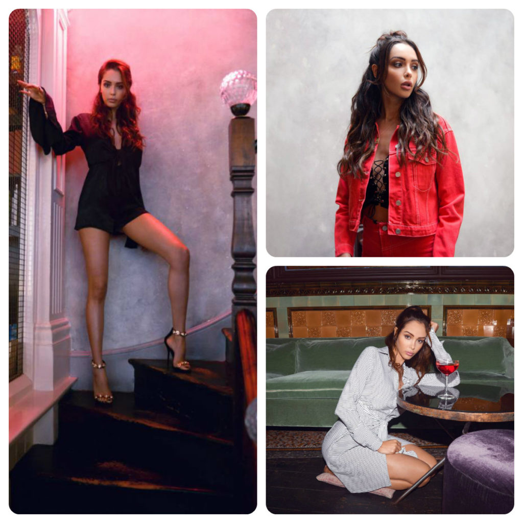 Nabilla lance sa collection chez Missguided 3