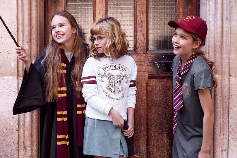 Cyrillus lance une collection Harry Potter 1