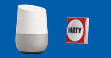 Le Bouton Darty est disponible sur Google Home ! 155