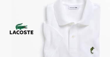 Lacoste change son logo : une édition limitée ! 14