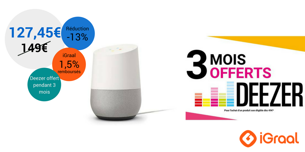 Le Bouton Darty est disponible sur Google Home ! 4
