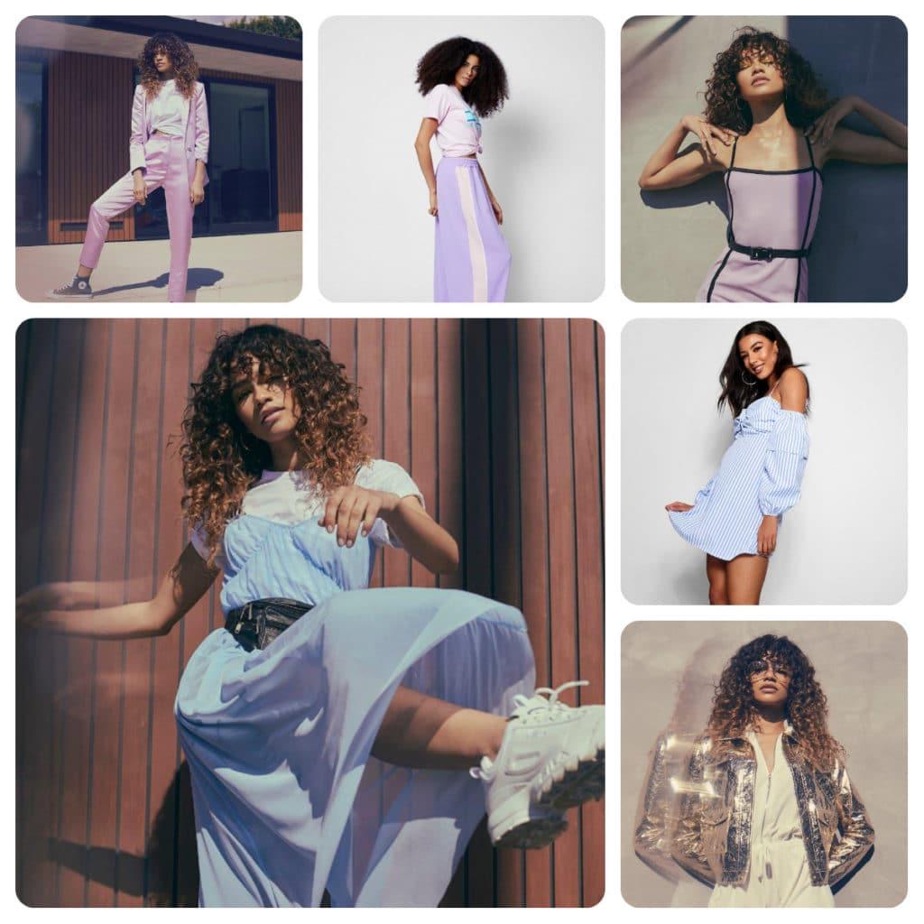 Zendaya x Boohoo : une collection ensoleillée 3