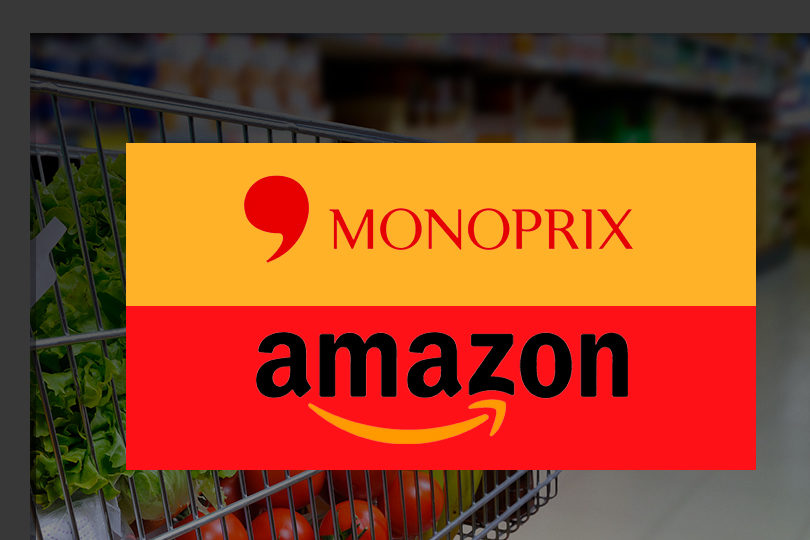 Monoprix est maintenant disponible sur Amazon 1