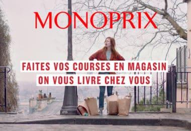 Découvrez la nouvelle campagne de pub Monoprix ! 6