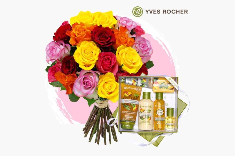 Fête des Mères   Interflora & Yves Rocher 1