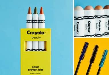 Un maquillage pop signé Crayola 8