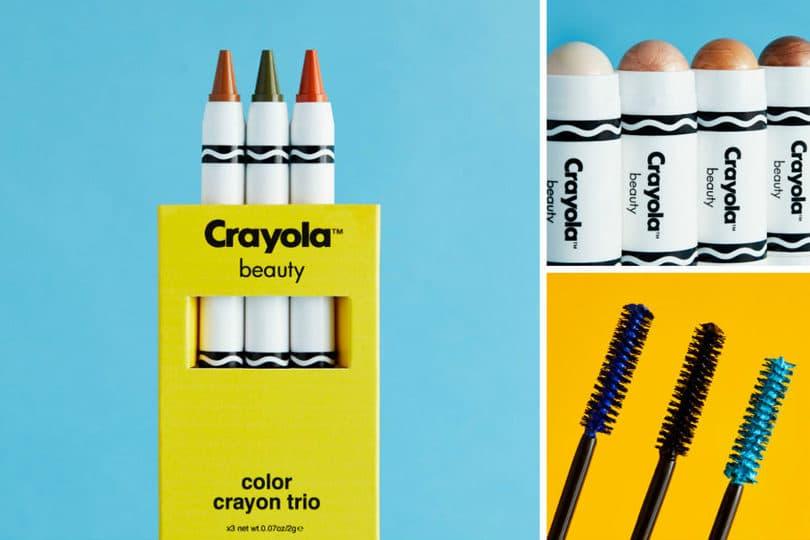Un maquillage pop signé Crayola 1