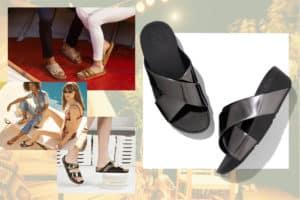 Top 3 : les sandales à avoir cet été